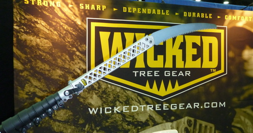 Wicked Tree Gear Pole Saw