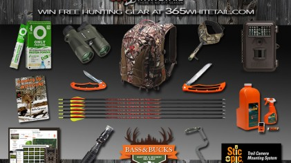The Bowhunter's Bonanza Giveaway