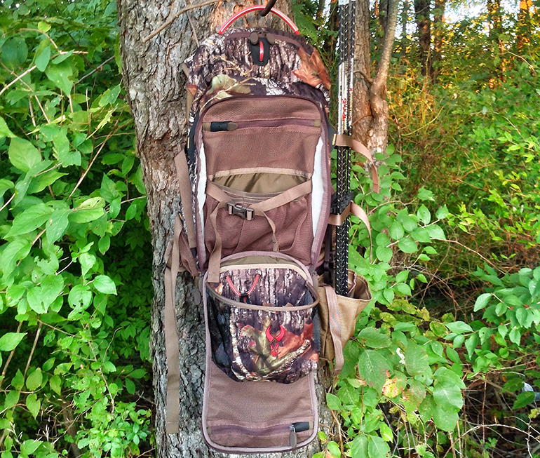 Badlands Treestand Pack Review