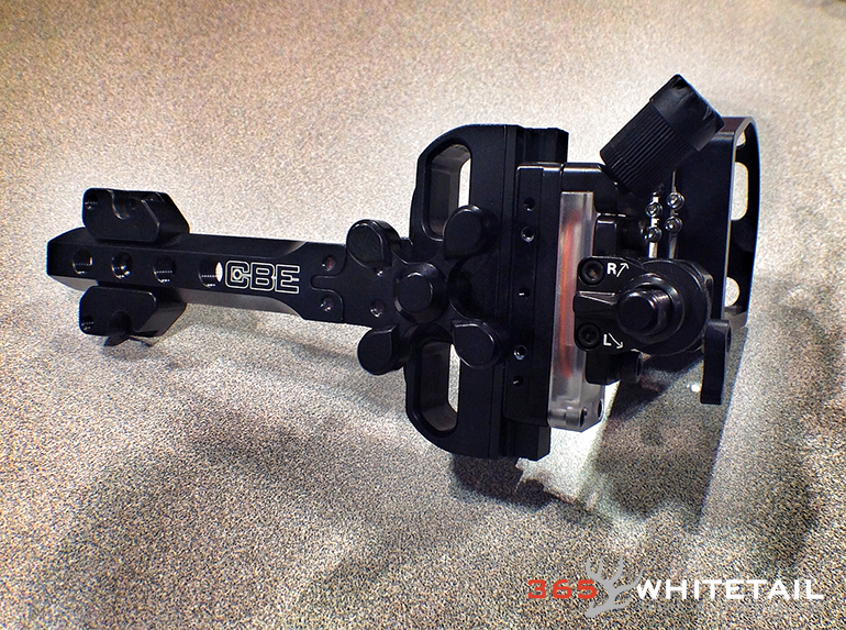 CBE Tek Hybrid bow sight