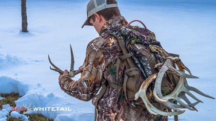Shed Tote: Conveniently Carry Shed Antlers #ShedRally