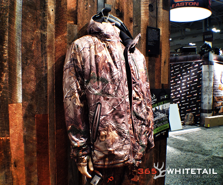 First Lite Sanctuary Treestand Jacket