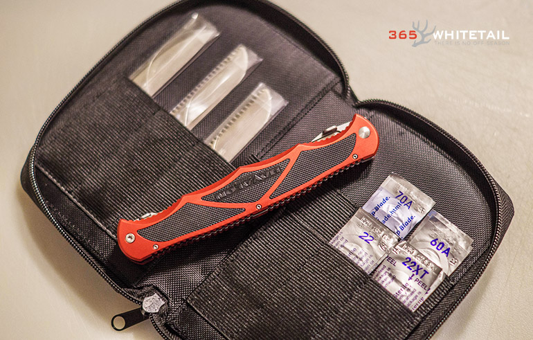 Havalon Hydra Knife Case