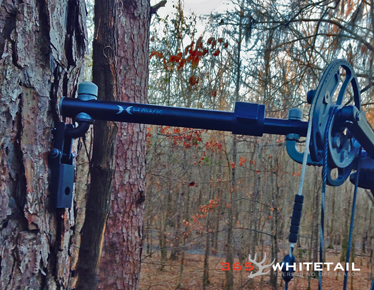 Hawk Hunting Products Xtendible Bow Arm
