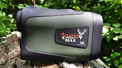 Nikon Archers Choice Max Laser Rangefinder Review