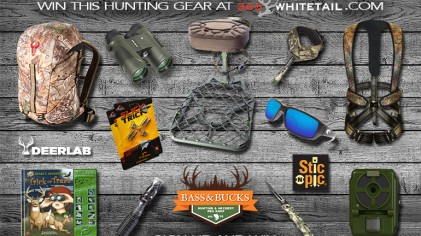 The Bowhunter's Pre-Season Giveaway