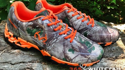 Realtree COBRA Camo Athletic Shoe Review
