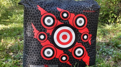 Rinehart Raptor Bag Target Review