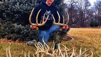 Kaden Schlipf's Shed Hunting Tips