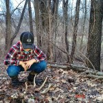 Shed Hunting With Kids