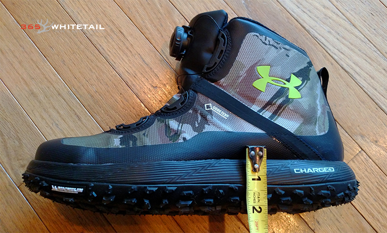 Under Armour Fat Tire GTX Trail Running Shoe