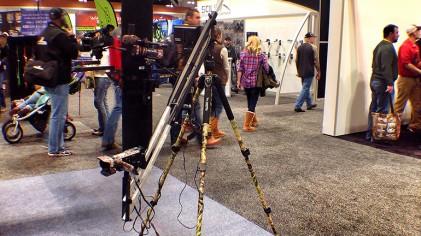2014 ATA Show: Campbell Cameras IndiSYSTEMS Jib
