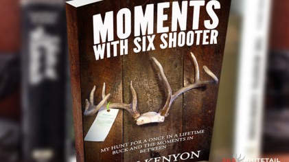 eBook Review: Moments With Six Shooter by Mark Kenyon
