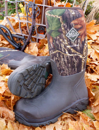 Muck Woody Sport All Terrain Hunting Boot Review - 365 Whitetail