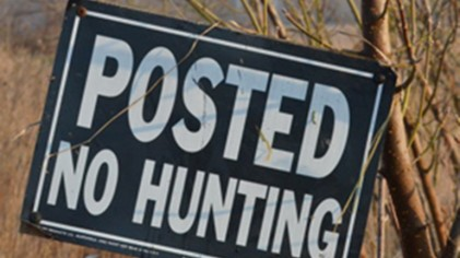 10 Tips: How To Get Permission to Hunt