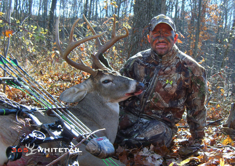 steve flores bowhunting