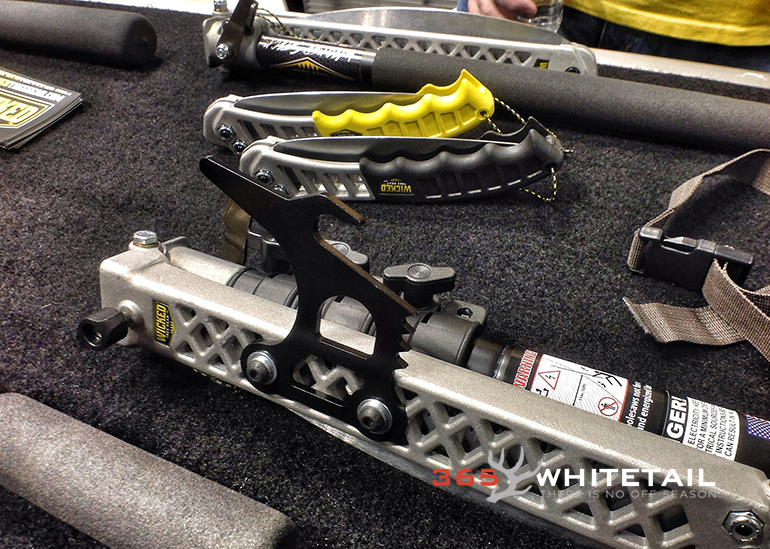 wicked utility hook 2015 ata show